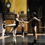 Gaia studia Pas de Deux con Alessandro Frola, Salsomaggiore Professione Danza Summer School